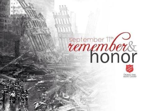 Remember & Honor White 911
