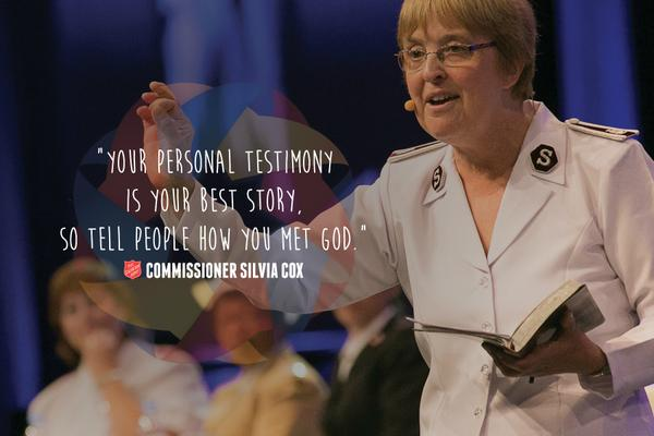 Boundless2015 Commissioner Sylvia Cox