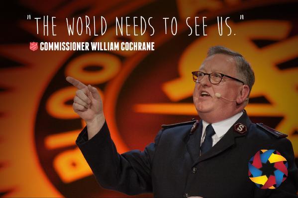 Boundless2015 Commissioner William Cochrane