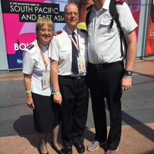 Boundless2015_Steve Mays meets general